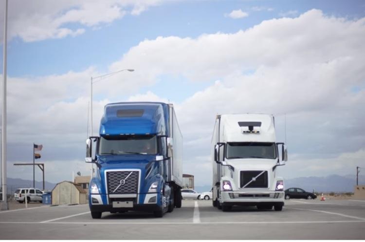 Майже як Tesla: безпілотні вантажівки Uber також почали доставку вантажу