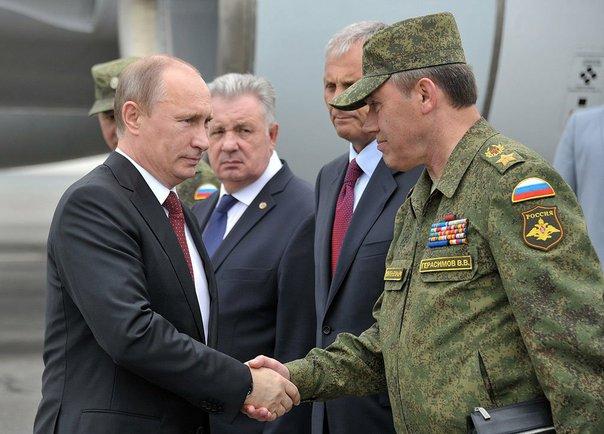РФ «відповість», якщо США вдарить по урядовим військам у Сирії – Генштаб ЗС РФ