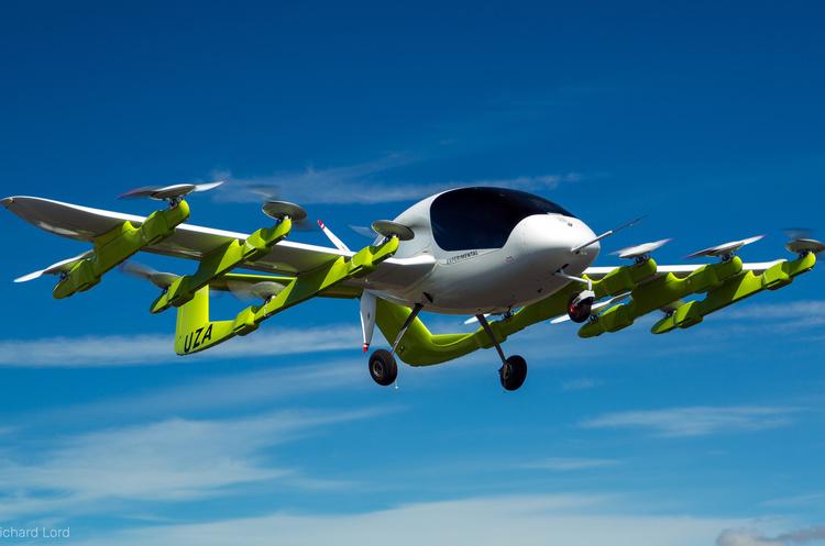 У Новій Зеландії за підтримки CEO Google скоро запустять безпілотні літальні електротаксі