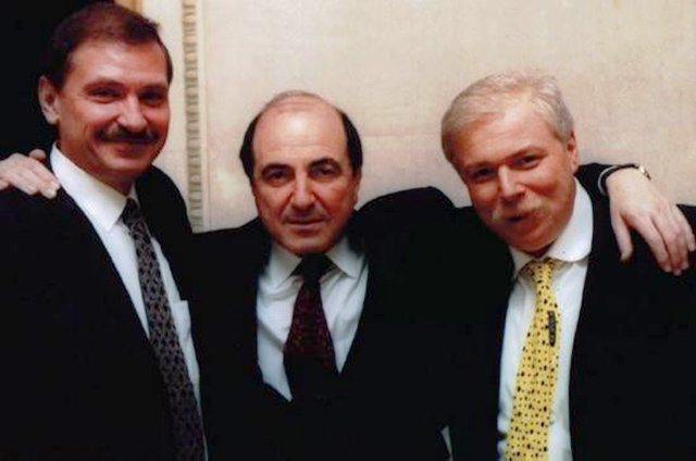 Друга олігарха Бориса Березовського знайдено мертвим у Лондоні