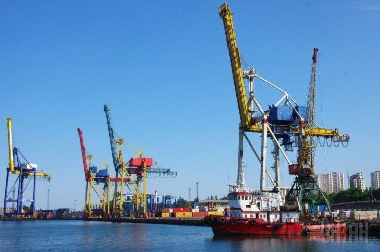 Мінінфраструктури витратить $300 млн на 2 пілотні проекти у морських портах Ольвія та Херсон