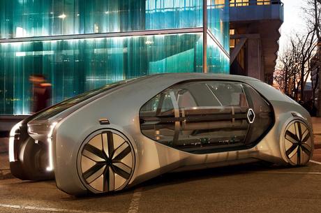 Таксі чи автобус: найцікавіший концепт-кар Женевського автосалону