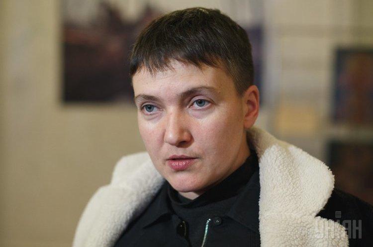 Рада виключила Савченко зі складу Комітету нацбезпеки і оборони