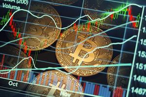 Аналіз криптовалют: біткойн продовжує поступове зниження