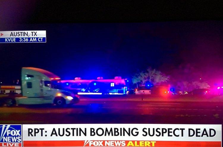 Поліція знищила підозрюваного в серії вибухів у Техасі