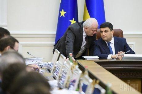 Кабмін розірвав програму економічного співробітництва з РФ