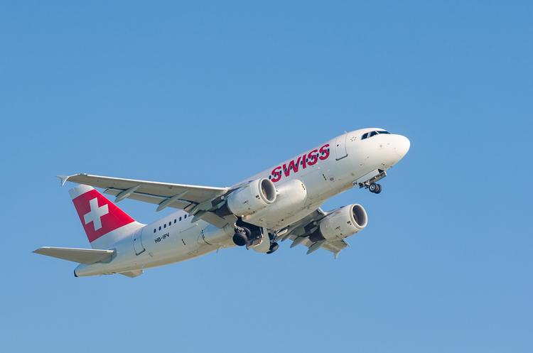 Аеропорт Бориспіль відновить співпрацю зі Swiss Air Lines