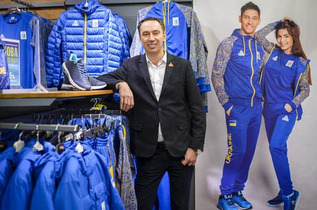 Глава Peak в Україні: «Форма для Олімпійської збірної – справа наших рук»