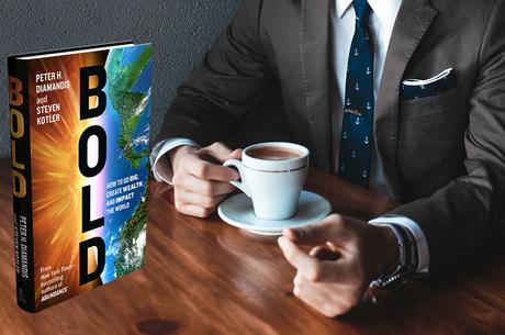 Мрій сміливо – дій масштабно: Віталій Антонов про книгу «Сміливий»