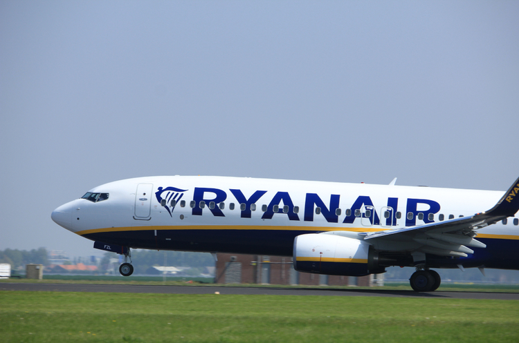 Ryanair не виключає в майбутньому відкриття в Україні дочірньої компанії