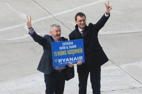 З другої спроби: з чим і навіщо Ryanair повертається до України