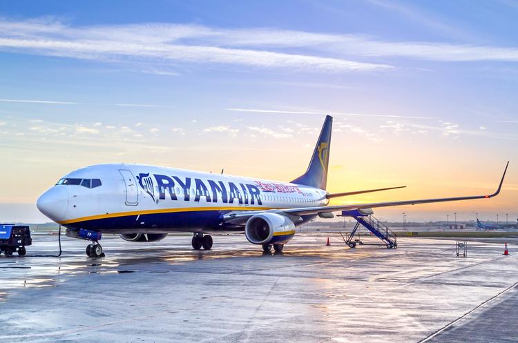 Ryanair замовила літаки Boeing для польотів з України
