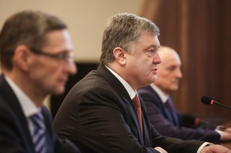 На Донбасі залишилося банківських активів на $5 млрд – Порошенко