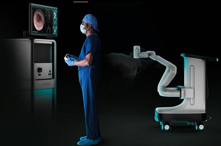 Роботи замість хірургів: Auris створила робота для діагностики та лікування раку легенів (ВІДЕО)