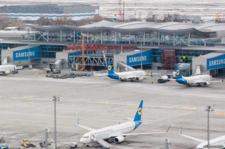 Аеропорт Бориспіль відкриє нову зону для трансферних пасажирів вже влітку