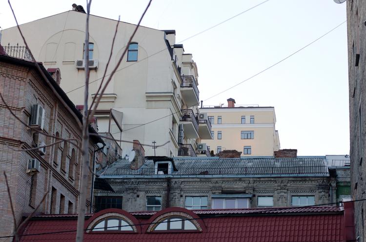 УХаркові горів торговий центр: перші подробиці і фото