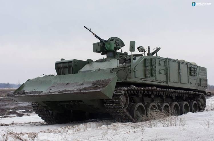 «Укроборонпром» почав випуск бойових машин «Атлет»