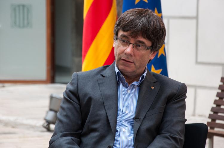 Якщо Німеччина видасть Пучдемона Іспанії, там його не зможуть судити за заколот