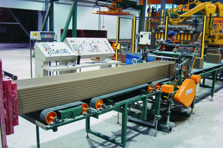Готовий бізнес – завод із виробництва керамоблоків виставлений на продаж