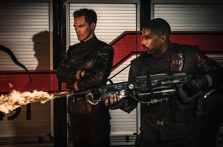 Трейлер фільму «451 градус за Фаренгейтом» вже з'явився в мережі