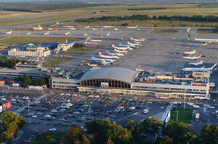 Аеропорт «Бориспіль» планує до 2030 року знести термінал «В»