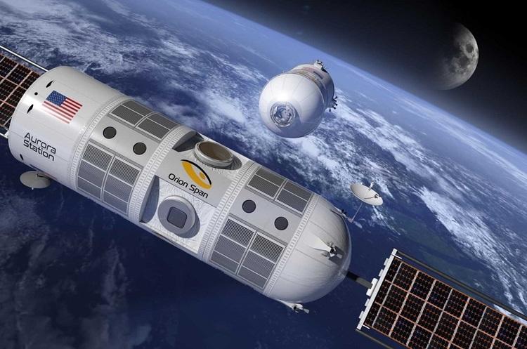 Схід Сонця – 16 разів: американці відкриють на орбіті перший космічний готель (ВІДЕО)