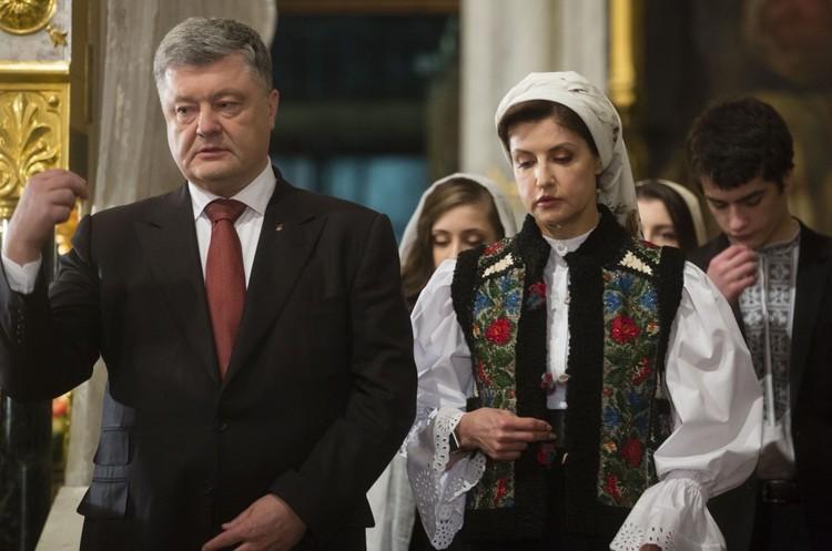 Порошенко: «Найгірші випробування для України вже позаду»