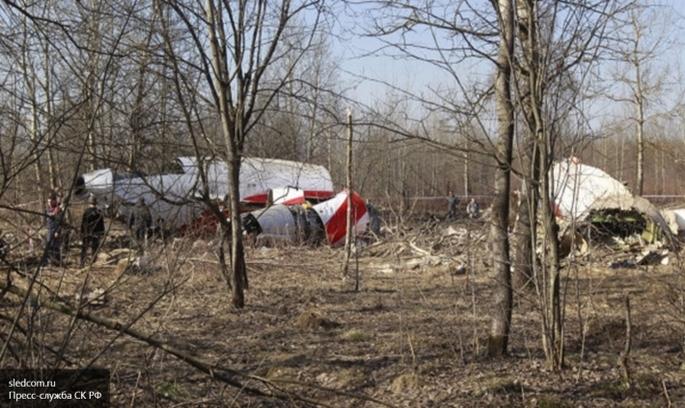 Причиною загибелі пасажирів Ту-154М над Смоленськом став внутрішній вибух – Міноборони Польщі