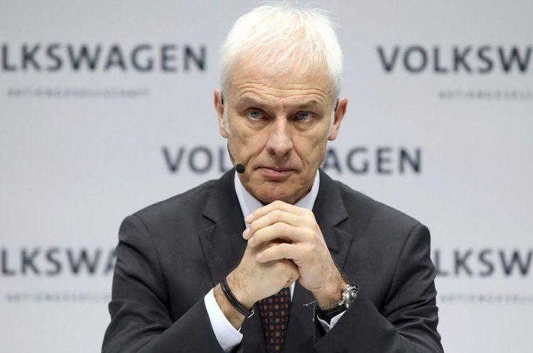 Концерн VW змінює генерального директора