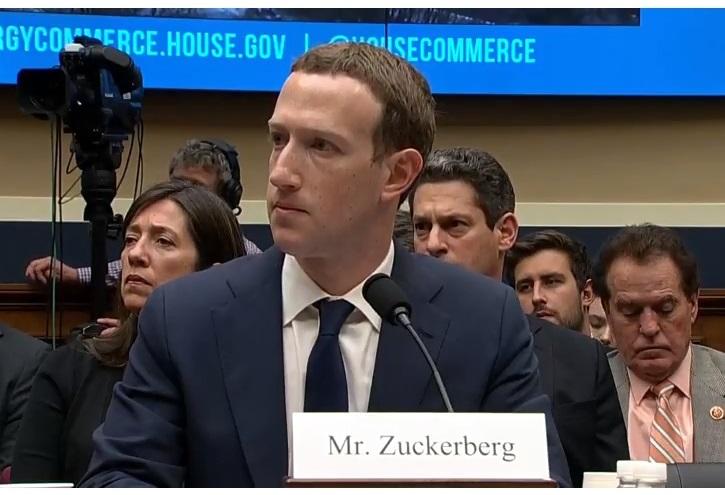 Цукерберг дає свідчення в Конгресі. День другий (ТРАНСЛЯЦІЯ)