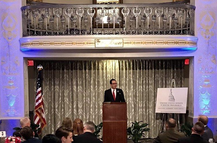 Мінфін США не підтримує поширення дії санкцій на держборг РФ