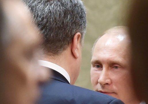 Порошенко анонсував посилення санкцій проти РФ