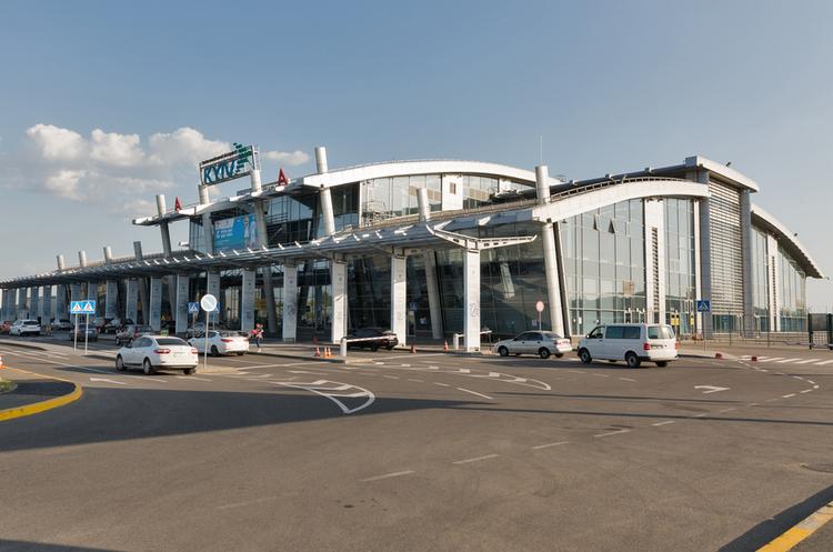 Аеропорт Київ імені Ігоря Сікорського (Жуляни) збільшив пасажиропотік на 50,4% за l квартал цього року