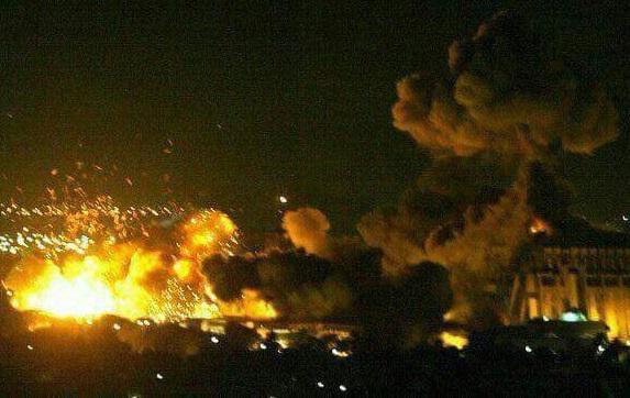 Ракетний удар по Сирії під керівництвом США: 5 речей, які потрібно знати (ВІДЕО)