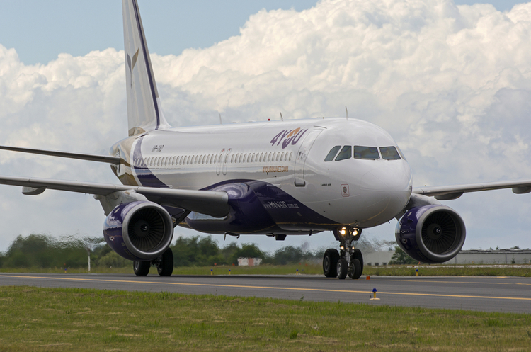 Yanair дозволили літати за маршрутом Харків-Батумі