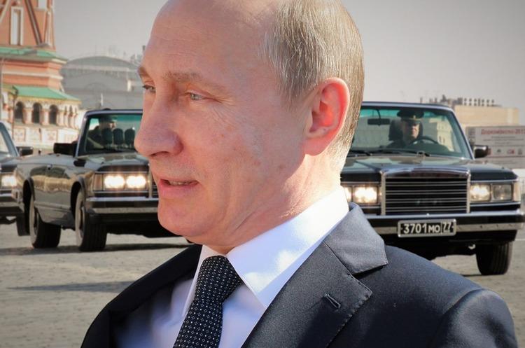 Путін передрікає «світовий хаос», якщо Захід знову вдарить по Сирії