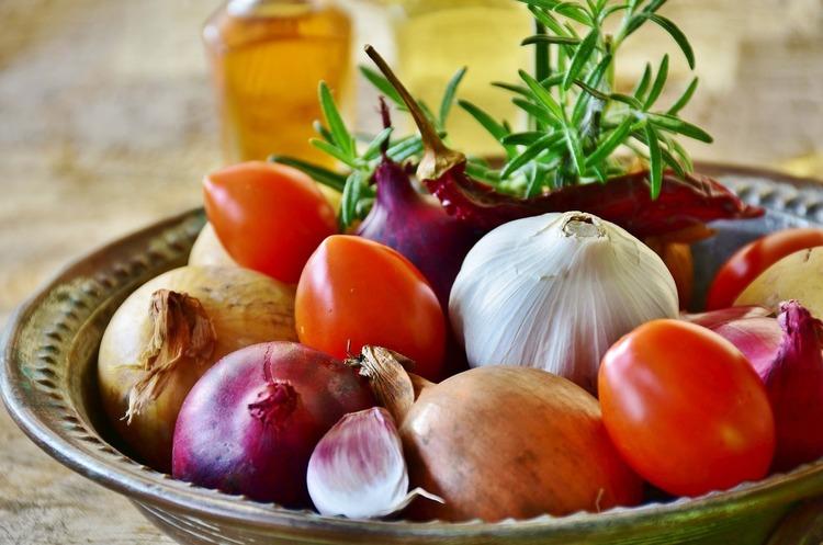 Вартість овочів помітно зменшилася