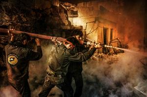 Пил після вибухів: що означають ракетні удари по Сирії