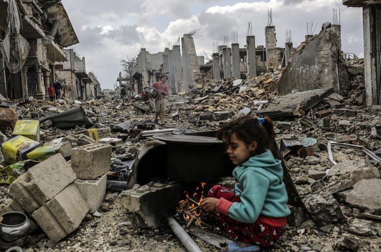 Міжнародних інспекторів не пускають в сирійську Думу, щоб встановити факт хімічної атаки