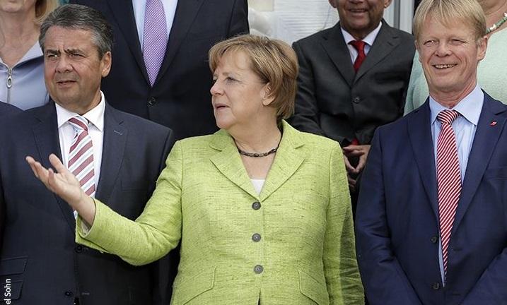 Меркель звинуватила Росію в причетності до хімічної атаки в Сирії