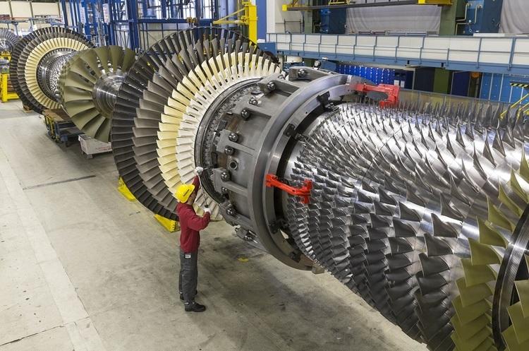 Перша в Росії потужна газова турбіна розвалилася в ході випробувань