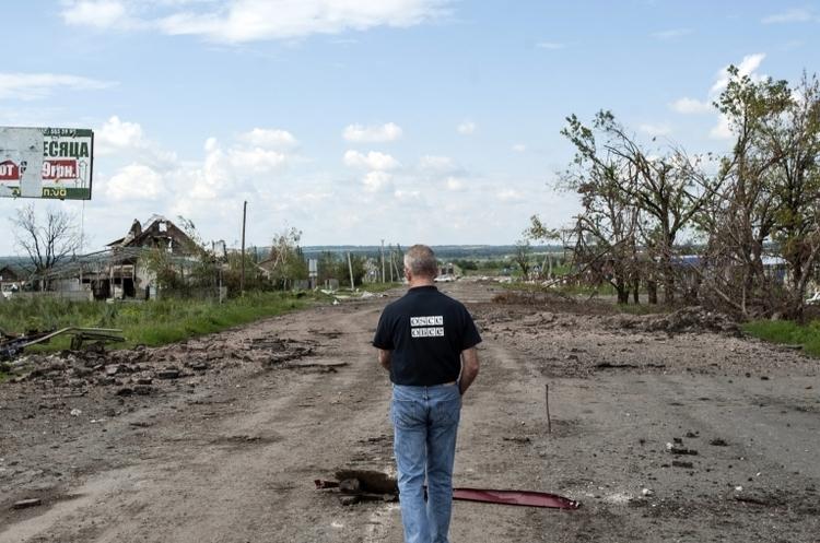 США закликали Росію «припинити бойові дії» на Донбасі та дати ОБСЄ безпечно виконувати свою місію