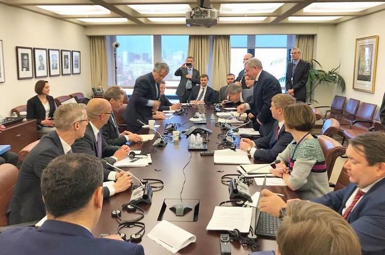 Україна та МВФ обговорюють умови четвертого перегляду програми співпраці – НБУ