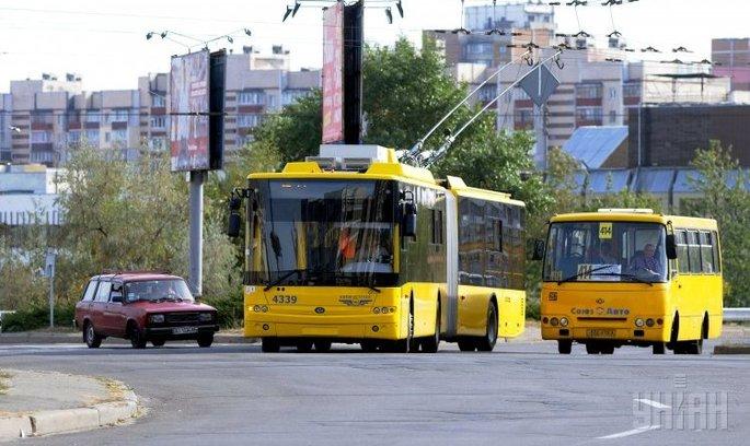 «Київпастранс» планує підвищити тарифи на проїзд у наземному громадському транспорті з липня
