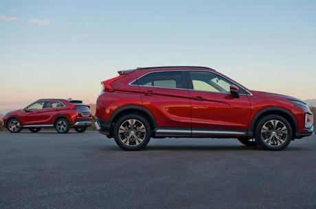 У новій ніші: Mitsubishi вивела на український ринок перший в своїй історії купе-кросовер