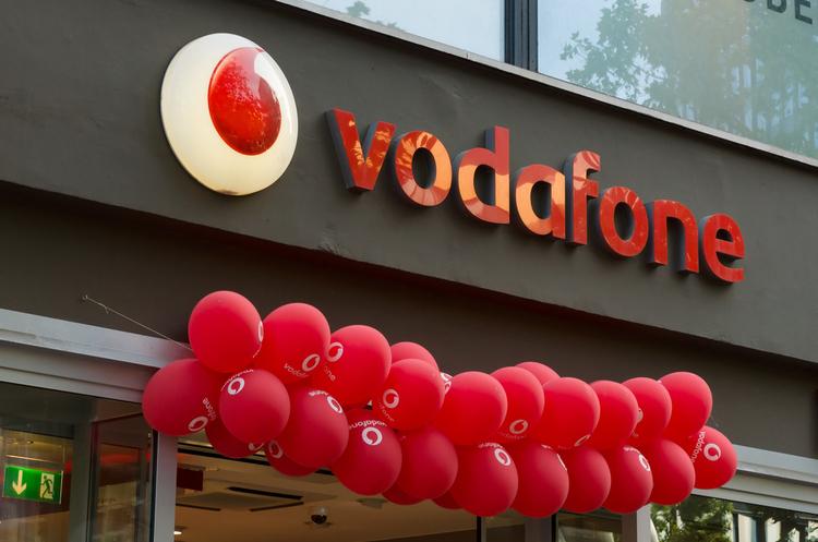 У Донецьку з'явився мобільний зв'язок Vodafone