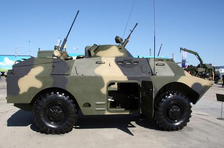 Бути чи не бути бронеавтомобілям в українській армії