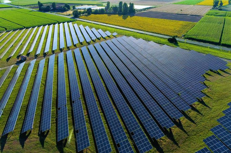 На Запоріжжі побудують найбільшу в Україні сонячну електростанцію