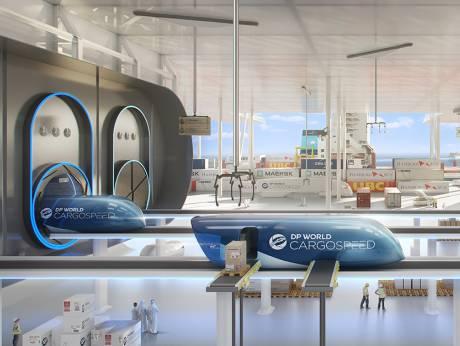 Створено компанію, яка займатиметься доставкою вантажів через Hyperloop (ВІДЕО)