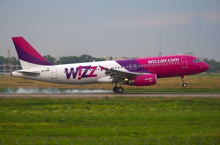 Сьогодні Wizz Air проводить одноденний розпродаж квитків на всі рейси